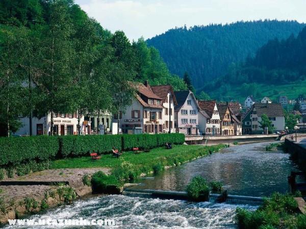 Schiltach, Németország