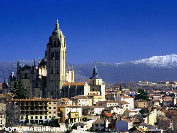 Segovia, Spanyolország