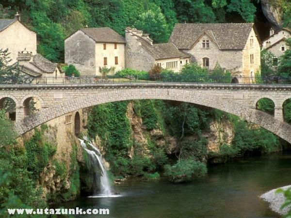 St. Chely-du-Tarn, Franciaország