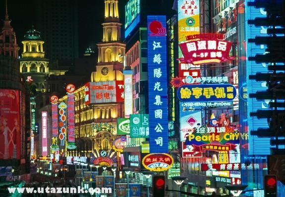 Shanghai Éjszaka