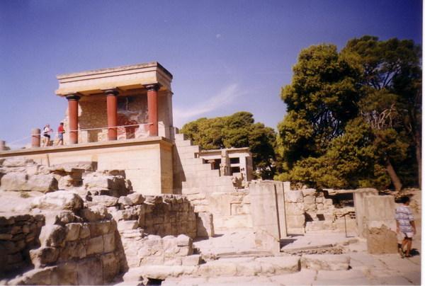 Görögország-Kréta-Knossos