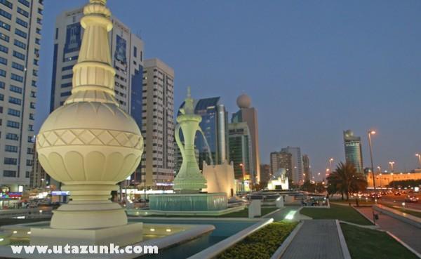 Adu Dhabi belváros