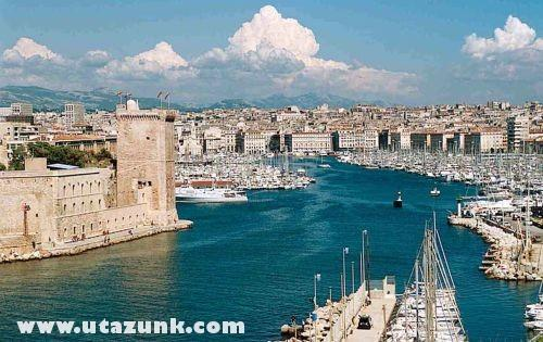 Marseilles, Franciaország
