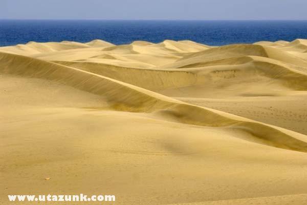 Gran Canaria - Sivatag