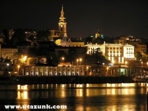 Belgrád, Szerbia