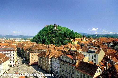 Graz, Ausztria