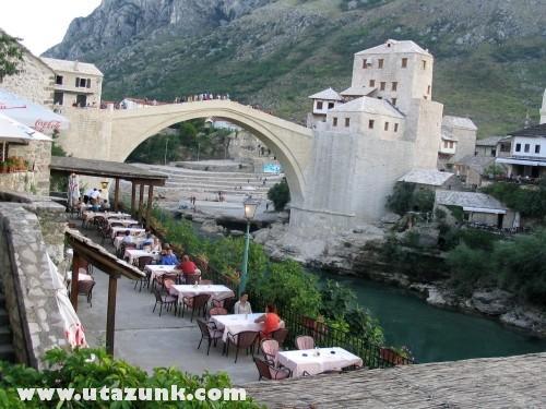 Mostar, Bosznia Hercegovina