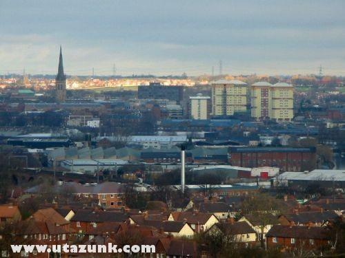 Wakefield, Anglia