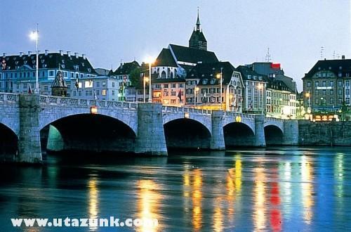 Basel, Svájc