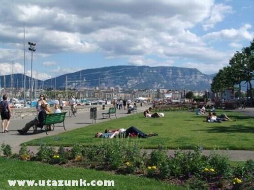 Genf, Svájc