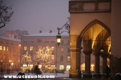 Krakkó, Lengyelország
