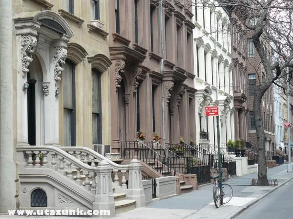 Lakások New Yorkban