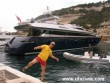 Luxus Jacht Korzikán (Bill Gates hajója)