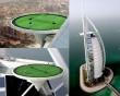 Teniszpálya a hétcsillagos tetején!