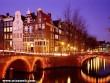 Amszterdam éjjel
