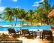 Szállodai terasz a Bahamákon