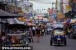 Bangkok belvárosa