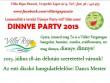 Dinnye Party II.
