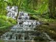 Fátyol vízesés a Szalajka-völgyben