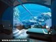 Törökország, Hotel a víz alatt