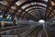 Milánó: Központi pályaudvar