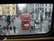 Kilátás egy londoni emeletesbuszból