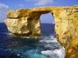 Málta: Azúr Ablak