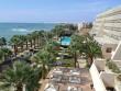 Ciprusi tengerpart szállodával