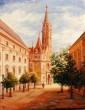 A budai Mátyás templom