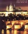 Esti látkép Prágában