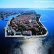 Tengerparti városrész Zadarban