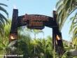A Jurassic Park bejárata az Universal Stúdióban