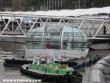 London Eye kapszula javítása