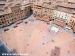 Piazza del Campo, Siena, Olaszország