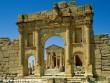 Roman Ruins, Sbeitla, Tunézia